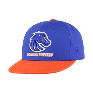 5250af9ea Top of the World Youth Boise State Broncos Maverick Snapback Hat