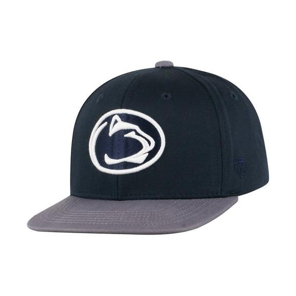 299f9df33ee Top of the World Youth Penn State Nittany Lions Maverick Snapback Hat -  Main Container Image