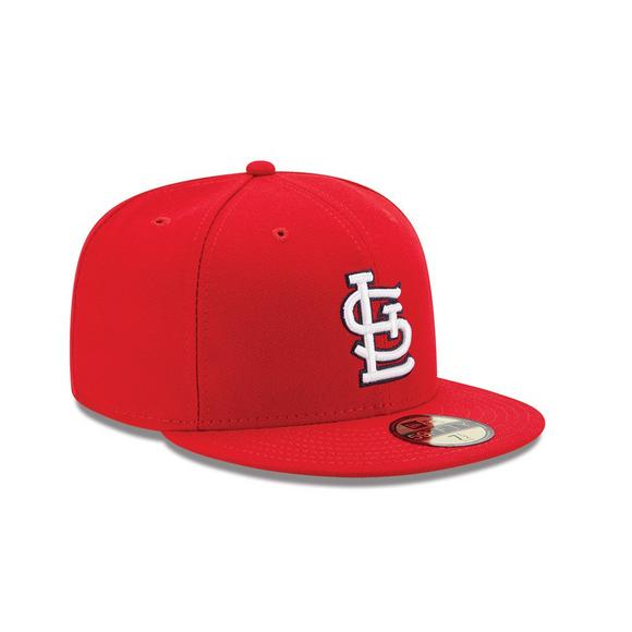73e1212e61f New Era St. Louis Cardinals Fitted Cap - Main Container Image 2