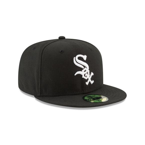 97fd3ee3fe4 New Era Chicago White Sox Game 59FIFTY Authentic Collection Hat - Main  Container Image 1