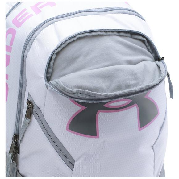 2240601d44 Under Armour Storm Big Logo IV Backpack - Main Container Image 2