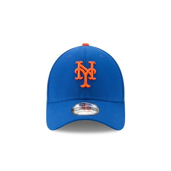 finest selection ab028 4ab33 New Era New York Mets Team Classic 39THIRTY Stretch Fit Hat - Main Container  Image 2