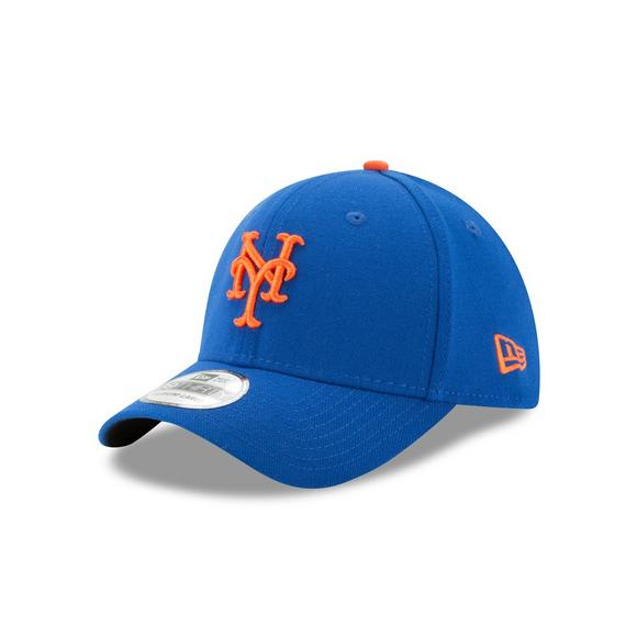 timeless design 0ad10 15942 New Era New York Mets Team Classic 39THIRTY Stretch Fit Hat - Main Container  Image 1