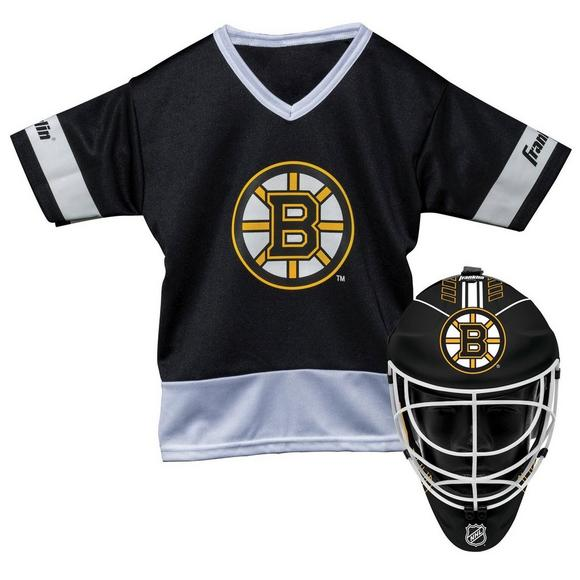 2bab2f84e91 Franklin Youth Boston Bruins Team Uniform Set - Main Container Image 1