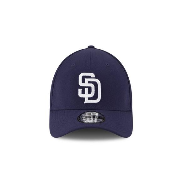 huge discount 368a5 aaae7 New Era San Diego Padres Team Classic 39THIRTY Stretch Fit Hat - Main  Container Image 3