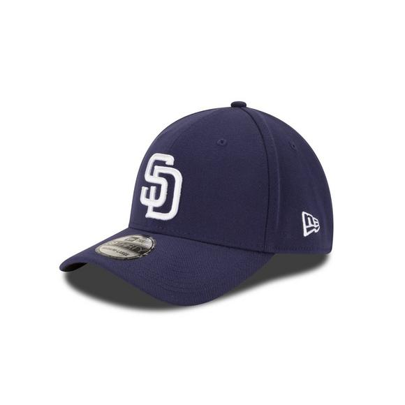best loved e28ba 82b0e New Era San Diego Padres Team Classic 39THIRTY Stretch Fit Hat - Main  Container Image 1