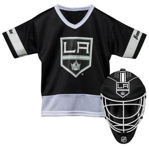 d86f04d0153 Franklin Youth Los Angeles Kings Team Uniform Set