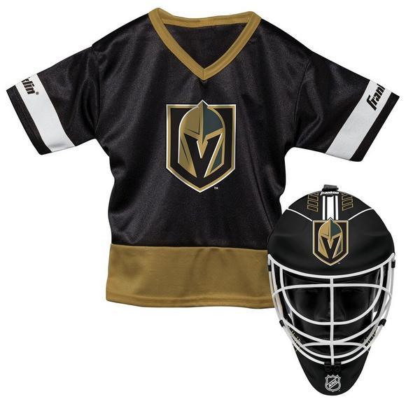 purchase cheap aeab5 d89fc Franklin Youth Vegas Golden Knights Team Uniform Set ...