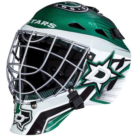 Franklin Dallas Stars 1500 Goalie Face Mask Hibbett Us