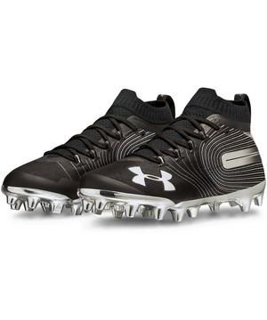 Under Armour Men S Spotlight Mc Football Cleats Hibbett City Gear