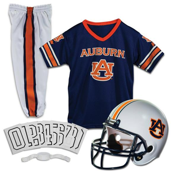 the latest 182f6 b642e Franklin Youth Auburn Tigers Medium Deluxe Football Uniform Set