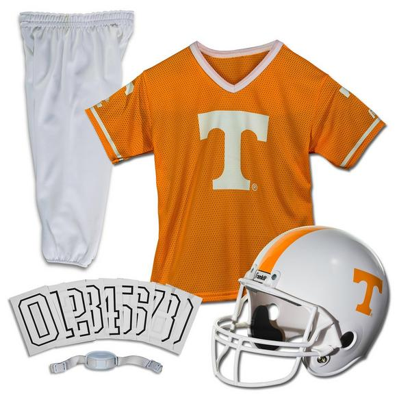buy online bc3bc ff712 Franklin Youth Tennessee Volunteers Medium Deluxe Football Uniform Set -  Main Container Image 1