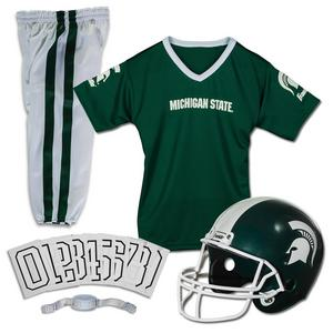 c4aaf68f7 Sale Price 49.99. No rating value  (0). Franklin Youth Michigan State  Spartans Medium Deluxe Football ...