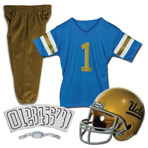 online store 32a86 413c5 Franklin Youth UCLA Bruins Medium Deluxe Football Uniform ...