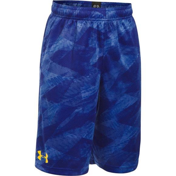f758922ce9 Under Armour Boys' SC30 Essentials Printed Basketball Shorts ...
