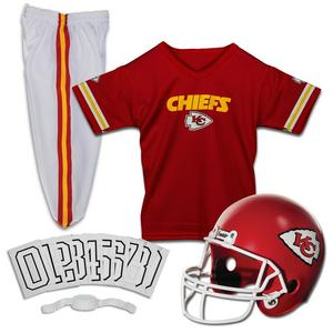 345a1aee Franklin Youth Kansas City Chiefs Small Deluxe Uniform Set