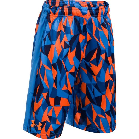 988f6e4a4 Under Armour Boys' Stunt Print Short - Main Container Image 1