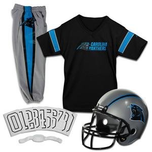 c1cf5d41 Franklin Youth Carolina Panthers Small Deluxe Uniform Set