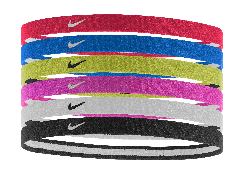 Bandas Para La Cabeza Del Nike Para Niñas Camisa Blanca Y Negro
