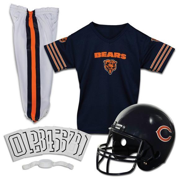 3d4180b5 Franklin Youth Chicago Bears Medium Deluxe Uniform Set