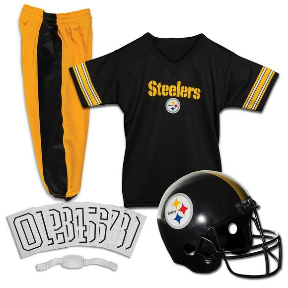 new styles 8b96f ae22a Franklin Youth Pittsburgh Steelers Medium Deluxe Uniform Set