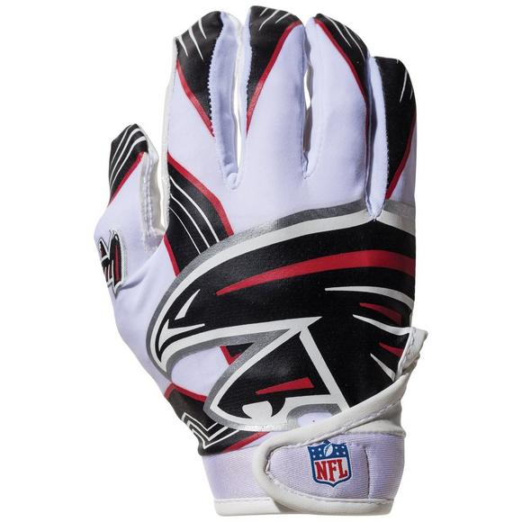 7775cc4f4ee2d Franklin Youth Atlanta Falcons Receiver Gloves - Main Container Image 1