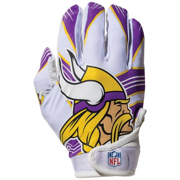 Franklin Youth Minnesota Vikings Receiver Gloves - Main Container Image 1 57186ccbed
