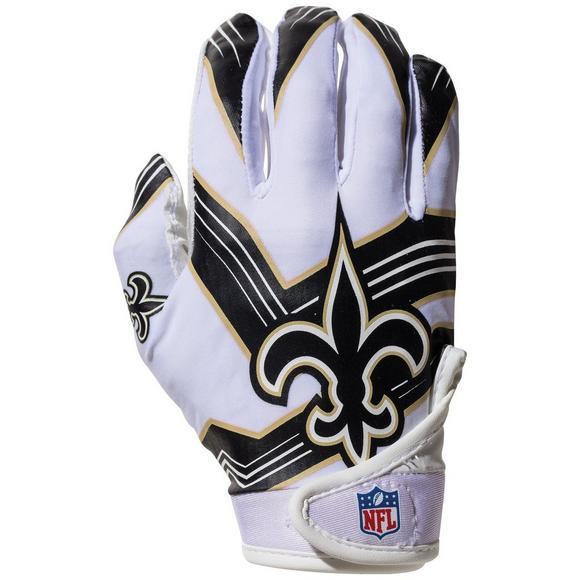 4fec7324 Franklin Youth New Orleans Saints Receiver Gloves