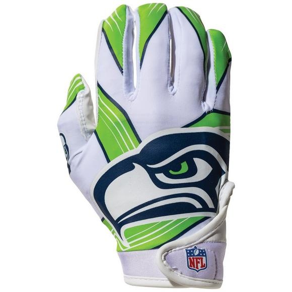 Franklin Youth Seattle Seahawks Receiver Gloves - Main Container Image 1 3a077fa9cf
