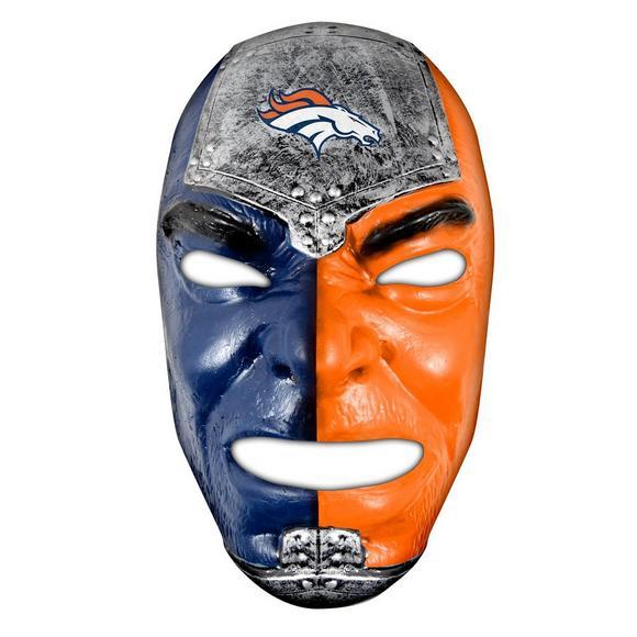 more photos f8cc7 43229 Franklin NFL Denver Broncos Fan Face