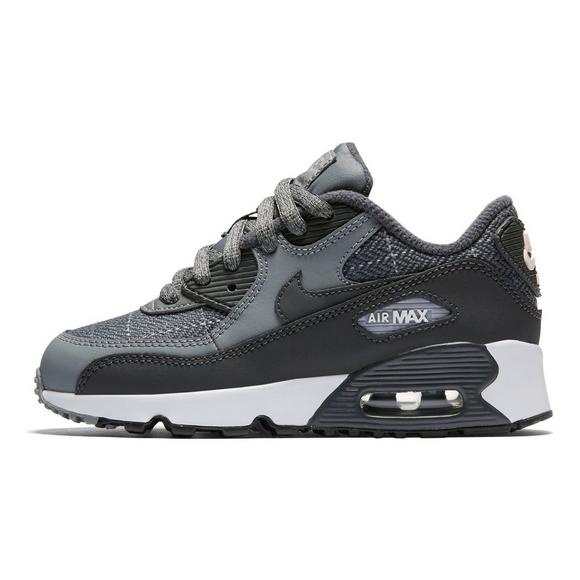 buy popular 64c07 afda4 Nike Air Max 90 Leather Preschool Boys  Casual Shoe - Main Container Image 2