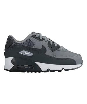 Nike Air Max 90 Leather Preschool Boys' Casual Shoe