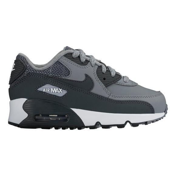 2af1c2b6a01 Nike Air Max 90 Leather Preschool Boys  Casual Shoe - Main Container Image 1