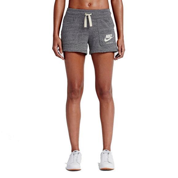 eca95201319 Nike Women's Sportswear Gym Vintage Short - Main Container Image 1