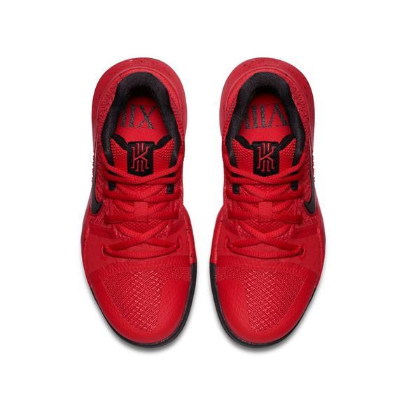 best deals on 83895 1b4df préscolaire d âge de basketball Chaussure University rouge Nike garçons pour  3 Kyrie xXHXIT