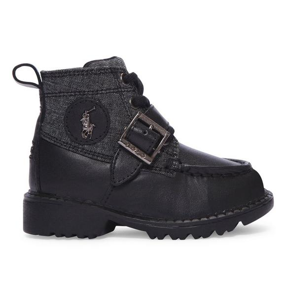 fea74cf1b8c Polo Ralph Lauren Ranger Mid Toddler Boys' Boot - Hibbett US