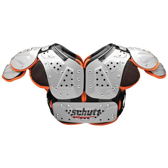 434636fedd0 Schutt Adult XV HD Football Shoulder Pads - QB WR - Main Container Image 2