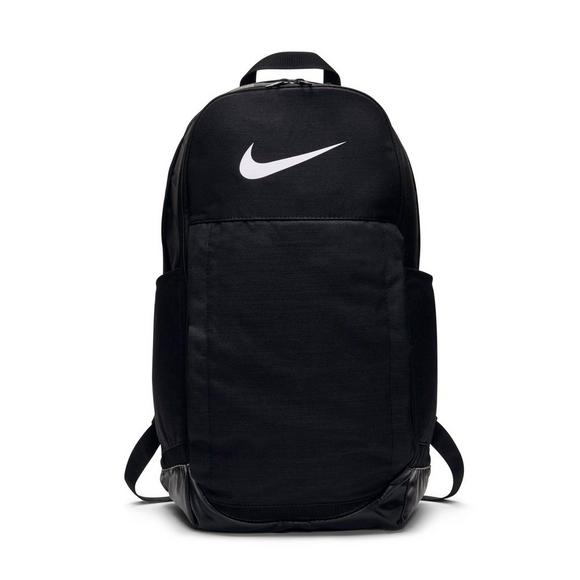 b2eb15d7a0d47 Nike Brasilia 7 Backpack-Black - Main Container Image 1