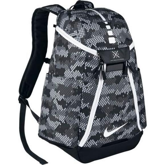 e4364ac804 Nike Hoops Elite Max Air Graphic Basketball Backpack - Main Container Image  1