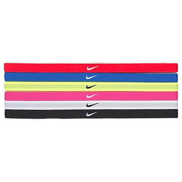 Nike Girl s 6-Pack Rainbow Headbands - Main Container Image 1 43229c8b03d