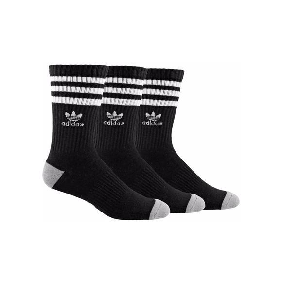 90d23cca4 adidas Men s Originals Roller Crew Socks 3-Pack - Main Container Image 1