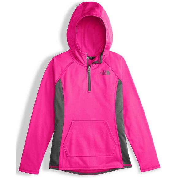 d9eaad49ee1e0 The North Face Girls  Tech Glacier 1 4 Zip - Main Container Image 1