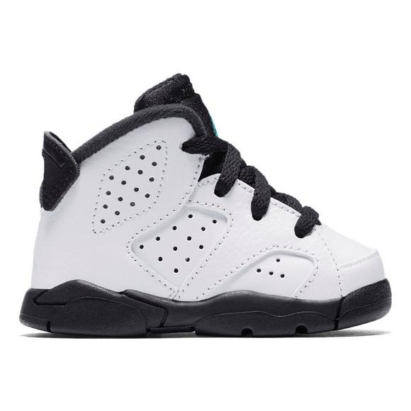 promo code 91ea6 a726b coupon code populär air jordan retro 6 weiß jade ami23 ireland jc.rtfyh.183  3b425 55f4d  usa jordan retro 6 hyper jade toddler boys shoe main container  ...