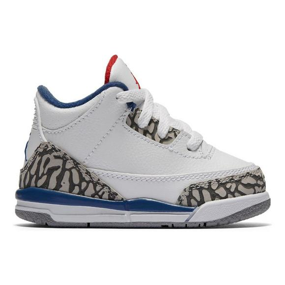 hot sale online 4af77 50a9b Jordan Retro 3 OG Toddler Boys' Shoe - Hibbett US