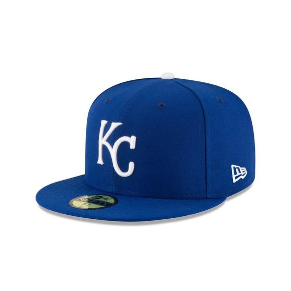 designer fashion 0d55d c397a New Era Kansas City Royals 59Fifty Fitted Hat - Main Container Image 1