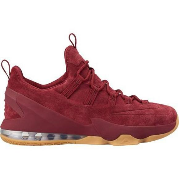 fe754257db471 Nike LeBron XIII Low Premium Men s Basketball Shoe - Main Container Image 1
