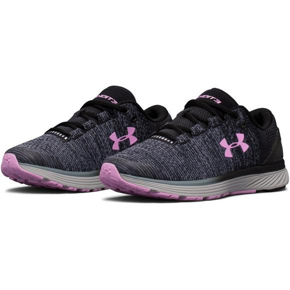 14a0033d9b Under Armour Bandit 3 Grade School Girls' Running Shoe - Hibbett US