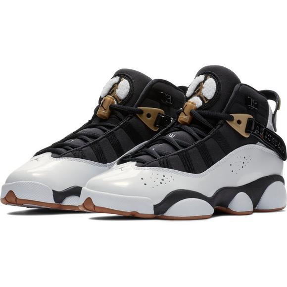 detailed look 7e2ed abbd2 Jordan 6 Rings