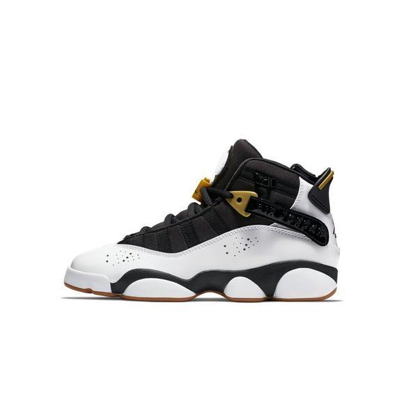 detailed look f540d 5d9aa Jordan 6 Rings