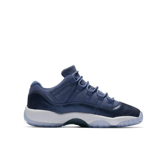 new products d7ac4 2afed Jordan 11 Retro Low Grade School Girls' Shoe